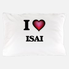 I love Isai Pillow Case