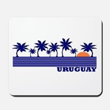 Uruguay Mousepad