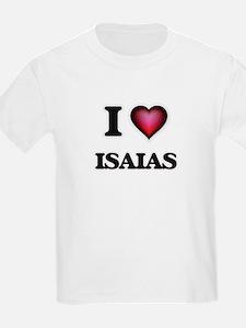 I love Isaias T-Shirt