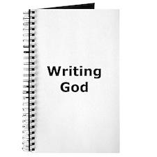 Writing God Journal