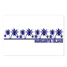 Margarita Island Postcards (Package of 8)