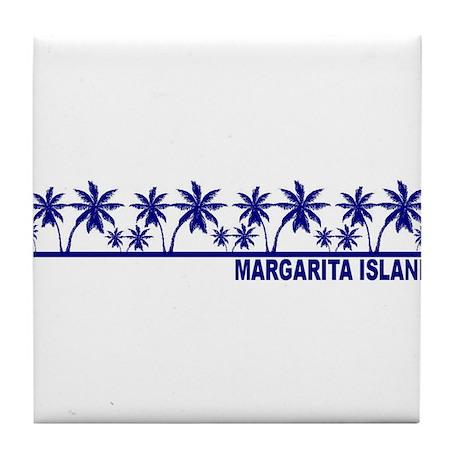 Margarita Island Tile Coaster