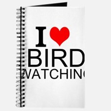 I Love Bird Watching Journal