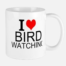 I Love Bird Watching Mugs