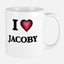 I love Jacoby Mugs