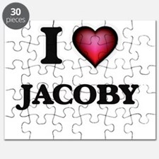 I love Jacoby Puzzle
