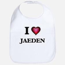I love Jaeden Bib