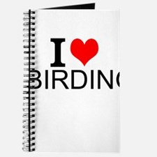 I Love Birding Journal