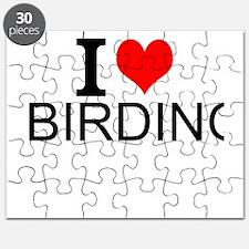 I Love Birding Puzzle
