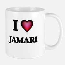 I love Jamari Mugs