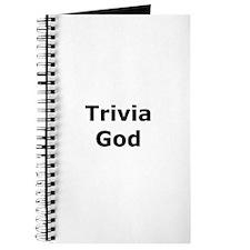 Trivia God Journal
