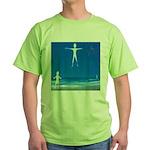 49.aspectz or the soul. . ? Green T-Shirt