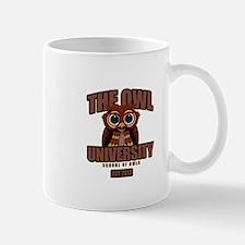 The Owl University Mugs