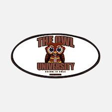 The Owl University Patch