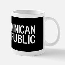 Dominican Republic: Dominican Flag & Do Mug