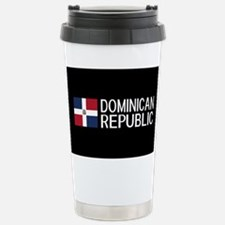 Dominican Republic: Dom Stainless Steel Travel Mug