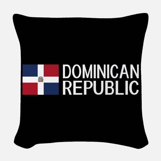 Dominican Republic: Dominican Woven Throw Pillow