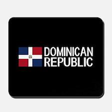 Dominican Republic: Dominican Flag & Dom Mousepad