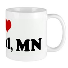 I Love St. Paul, MN Mug