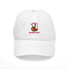 Happy Turkey Day Thanksgiving Baseball Cap