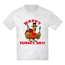Happy Turkey Day Thanksgiving T-Shirt