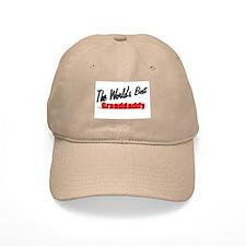 """The World's Best Granddaddy"" Baseball Cap"