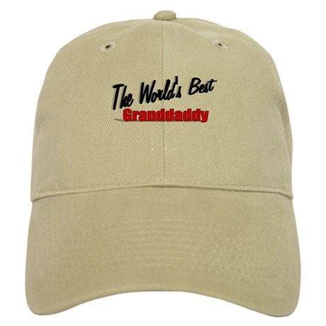 """The World's Best Granddaddy"" Cap"