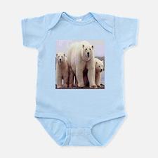 Polar Bears Body Suit