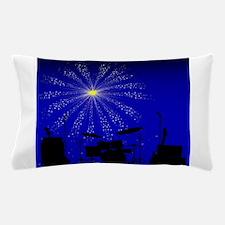 Rock Band Poster Pillow Case