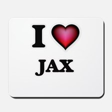 I love Jax Mousepad