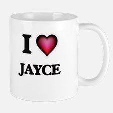 I love Jayce Mugs
