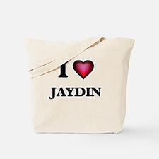 Cute Jaydin Tote Bag