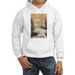 Love Under the Mistletoe Hooded Sweatshirt