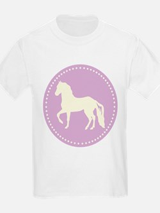 Paso Fino horse silhouette T-Shirt