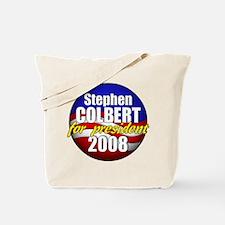 Colbert '08 Tote Bag