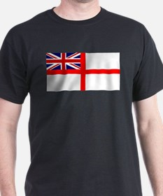 White Ensign Union Jack T-Shirt