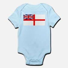 White Ensign Union Jack Body Suit