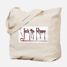 The Ripper Tote Bag