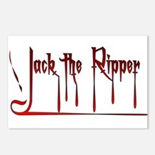 The Ripper Postcards (Package of 8)