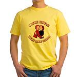 I Like Girls That Like Girls Yellow T-Shirt