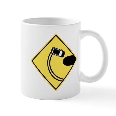 Drifting Zone Mug
