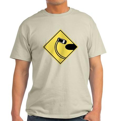 Drifting Zone Light T-Shirt