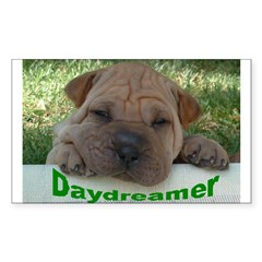 Daydreamerpei Rectangle Decal