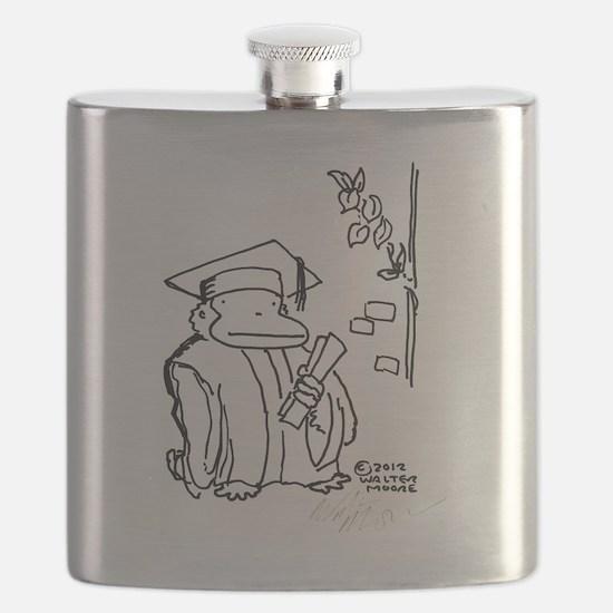 Cute Ivy league Flask