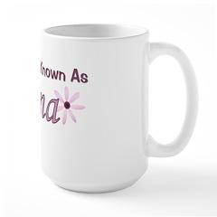Soon To Be Known As Nina Large Mug