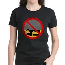 no toe tapping Tee