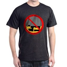 no toe tapping T-Shirt