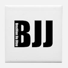 BJJ - Brazilian Jiu Jitsu Tile Coaster
