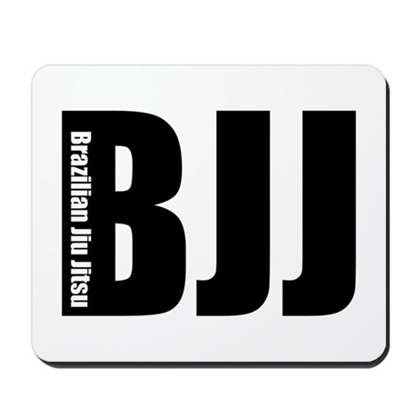 BJJ - Brazilian Jiu Jitsu Mousepad