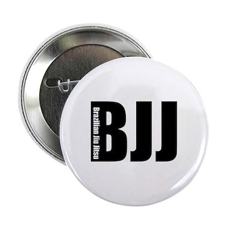 "BJJ - Brazilian Jiu Jitsu 2.25"" Button"